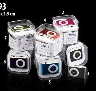 MP3 PLAYER SHUFFLE + USB + HEADSET