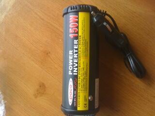 """Jual Power Inverter """"Paco"""" 150W 12V"""