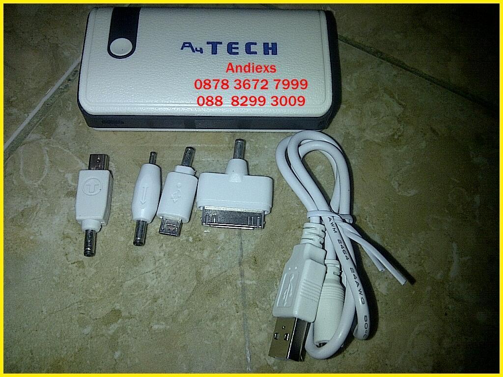 --- > Power Bank Murah Se-kaskus Rp. 200.000 - 0878 3672 7999 - Rek Ber ON