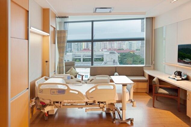 Quote COOL Mengintip Rumah Sakit Dengan Konsep Hotel Di Singapura
