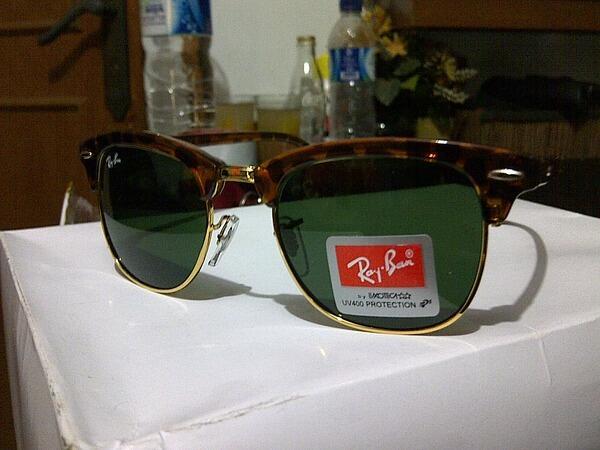 7fb7f532cb700 ... where to buy kacamata rayban clubmaster rb3016 6 warna kacamata ray ban  serieslensa 100 uv protection