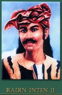 ★ Raden Intan Sosok Pahlawan Muda Dari Lampung ★