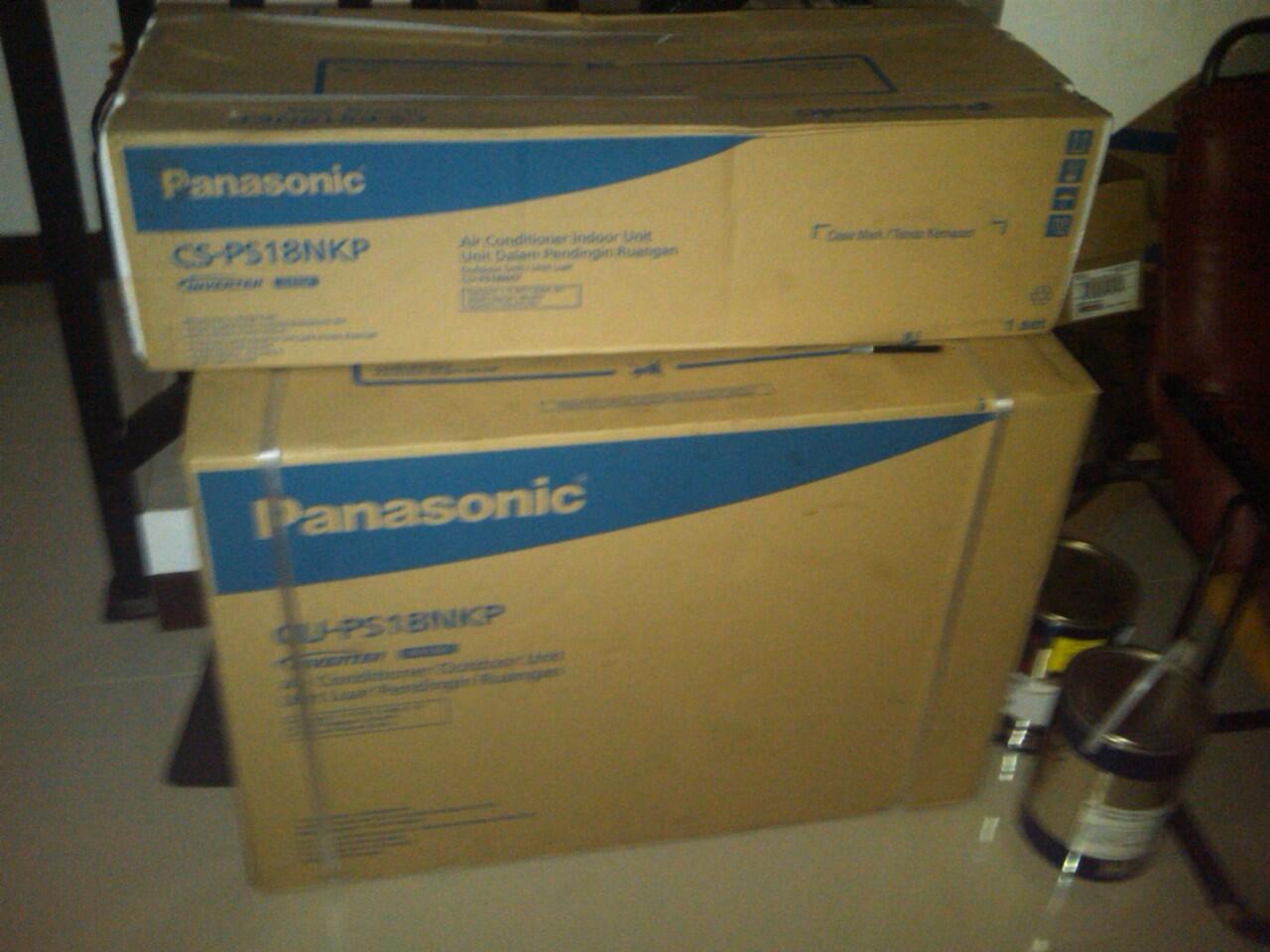 AC Panasonic INVERTER 2 PK : CS-PS18NKP