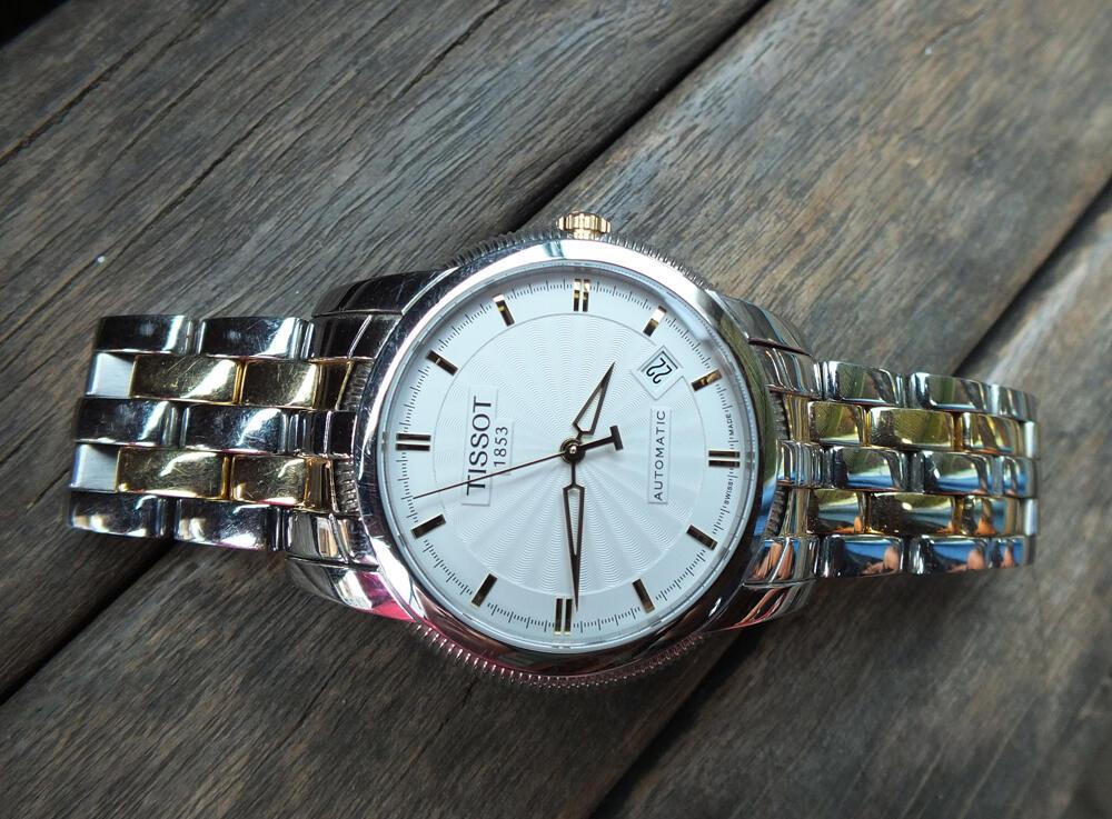 Tissot couturier t tissot couturier tтиссот - купить часы tissot в официальном интернет магазине.