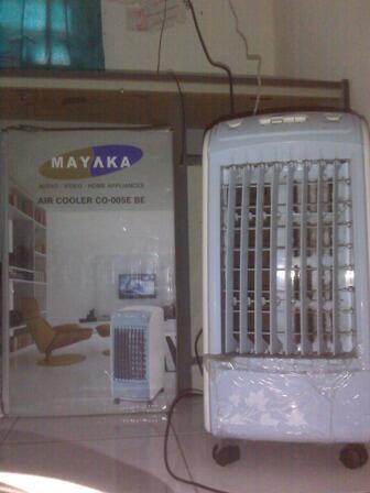 Angin Sejuk Air Cooler cocok pengganti AC 325rb [Masih Garansi]