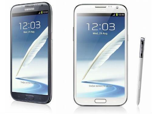 Samsung Galaxy Note 2 harga Rp 2.525.000,-