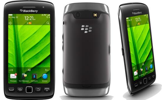 Blackberry Torch 9860 Monza Harga 2.200.000