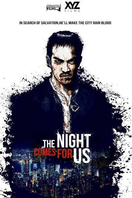 The Night Comes For Us (2018) | Joe Taslim, Yayan Ruhian With Gareth Evans & Timobros