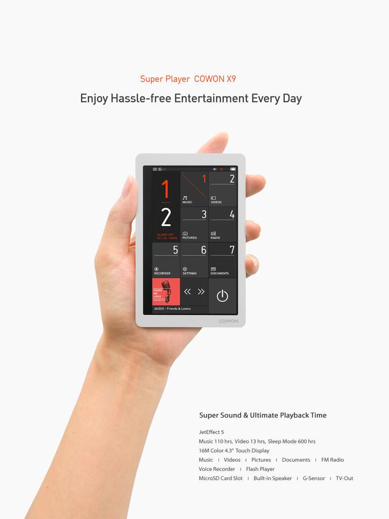 [MVPcomp] Cowon Earphone IEM Earbud Media Mp3 dan Mp4 Player Termurah gan!!!
