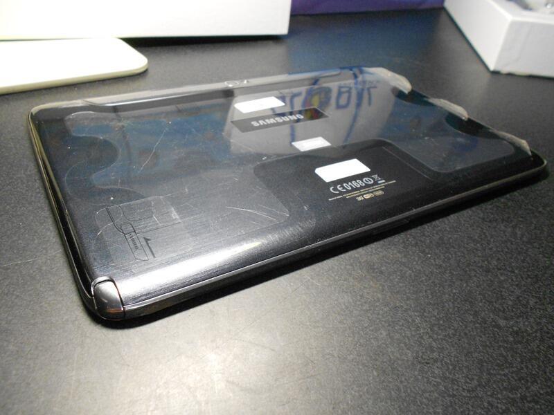 DIJUAL Samsung GALAXY Note 10.1 black nego