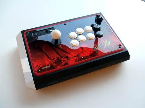 Joystick Arcade Madcatz SF4 Tournament Edition buat PS3 & PC