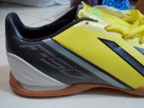 Terjual Sepatu Futsal Adidas F50 Grade Ori fcba0f772be06