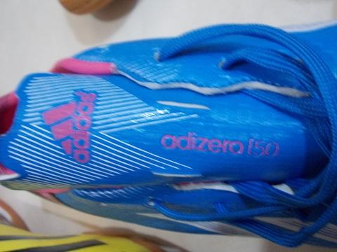 Terjual Sepatu Futsal Adidas Adizero F50 Messi Edition Purple Red ... 6ca7e5d24ce26