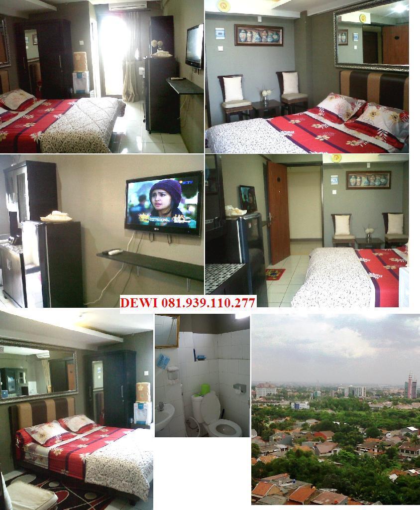 JUAL Apartemen Kebagusan City Studio Full Furnished+Elektronik, TB.Simatupang JakSel