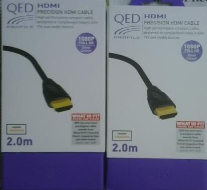 [stary] Kabel HDMI Sony M-Tech Thunder Monster Howell Togawa DA QED Chord MURAH!!