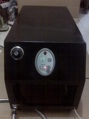 Pengering pakaian dan laundry gas Lpg 50 watt