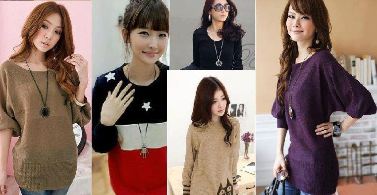 Grosir Fashion Model Korea dari Rajut