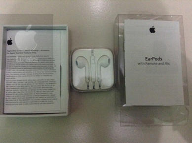 -EARPODS ORIGINAL- Best Headset for Your Apple Devices! Lunatic Price!