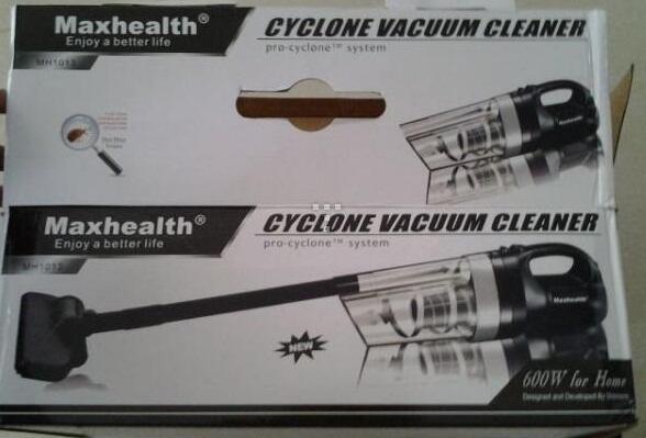 Vacuum Cleaner Maxhealth (EZ Hoover)