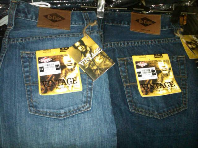 Terjual HOT SALE - Celana Jeans murah merk LEE COOPER 71541c55c9