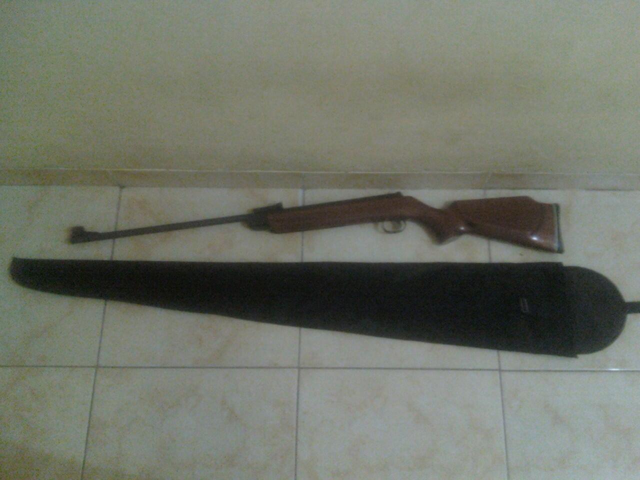 jual senapan angin bekas DIANA 27 lokal