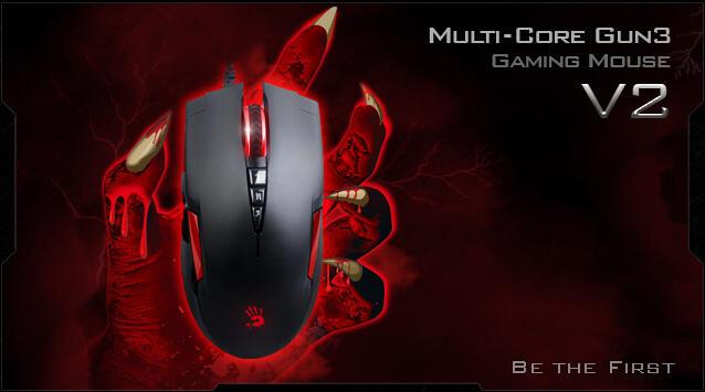 ^*^ {Bloody & Clicker} Mouse FPS + Keyboard Mecha HARGA TERJANGKAU SEMUA KALANGAN ^*^