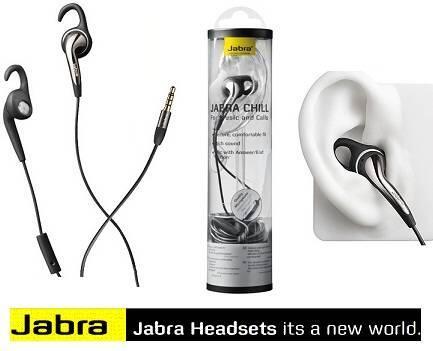 [VERDE] Jabra Headset Earphone IEM Bluetooth & Wired TERMURAH Gan!!!