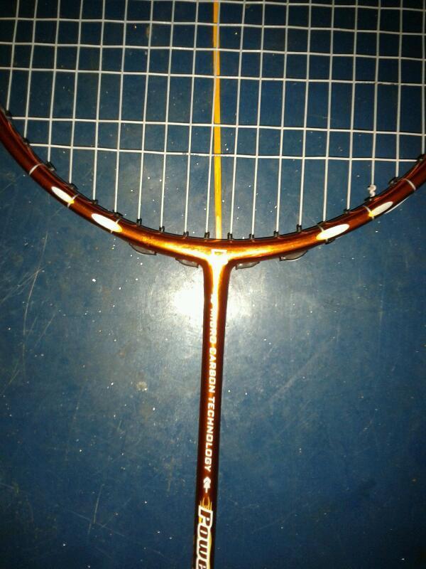 WTS Raket badminton RS Platin Power 800 murah jos