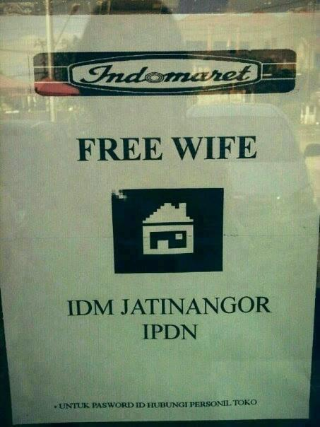yang belum punya istri, masuk!!! [ngakak sampe guling2 gan!]