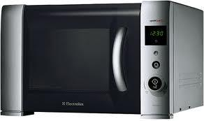 MICROWAVE ELECTROLUX TYPE EMS 2840 OVEN N GRILL