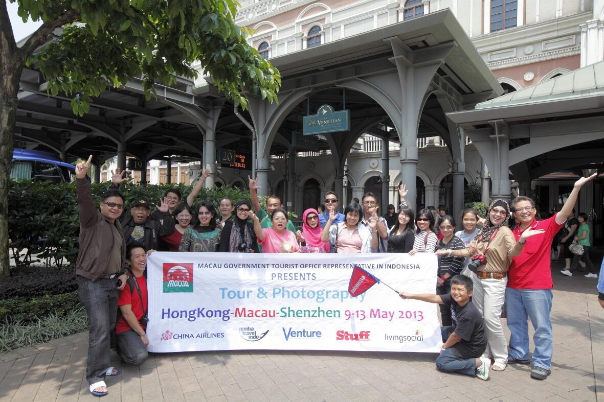 Experience Macau-HongKong-Shenzhen 12-16 Feb 2014 Chinese New Year