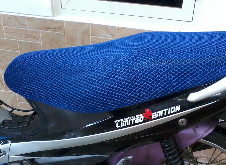 ... Distributor Cover/sarung Jok Motor Anti Panas Aircool (asli100%) ...