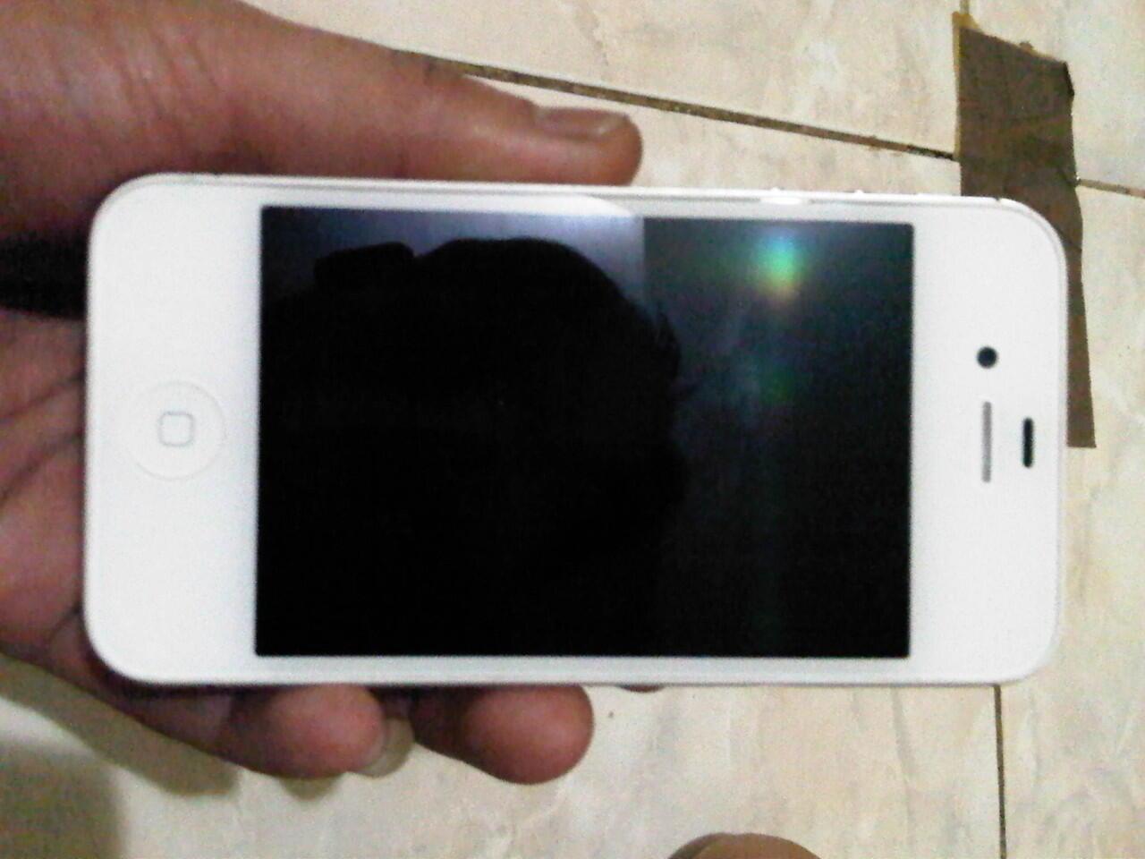 IPHONE 4S 32GB FU WHITE NEGO