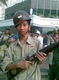 Wajib Militer Bakal Diberlakukan di Indonesia !
