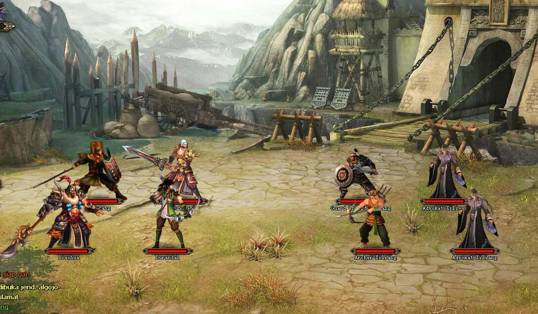 Game browser baru 'Pendekar Naga'