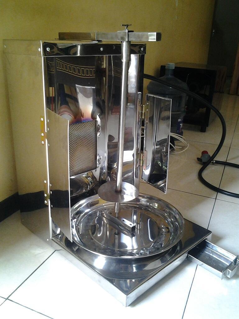 Mesin Burner Kebab garansi 1 tahun