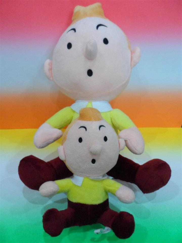 Terjual jual boneka Tin Tin murah meriah  a8fb0dac9e
