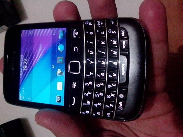 Blackberry belagio (onyx 3) 9790 mulus tangerang