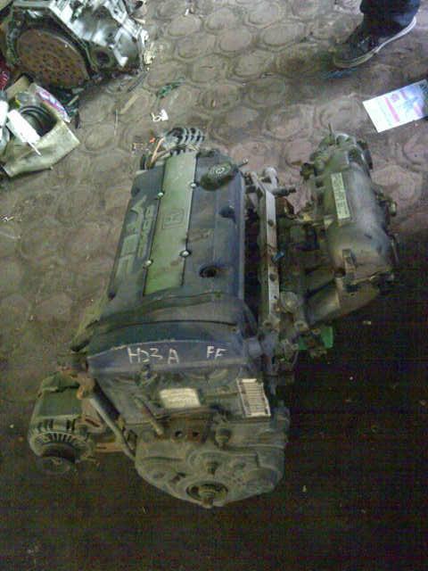 Mesin Honda H23A Original (Tanpa Gear Box)