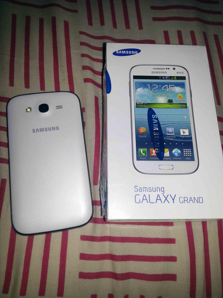 Want To Sell Samsung Galaxy Grand Duos