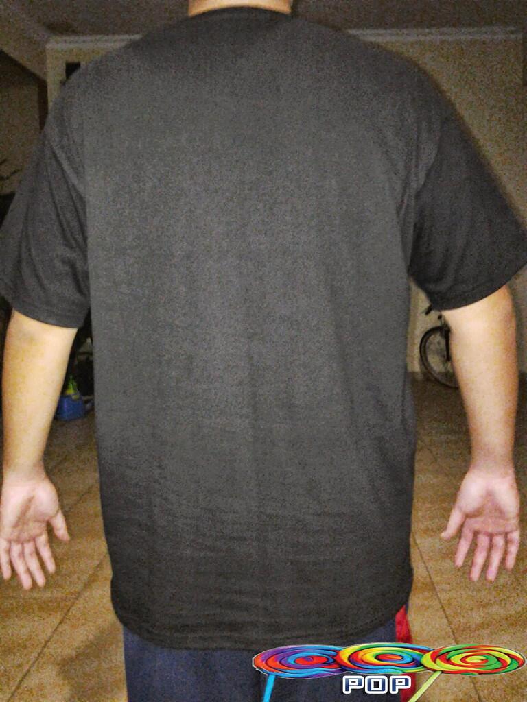 {FREE ONGKIR} Kaos T-Shirt Ironman Black Edition Limited [READY STOCK!]