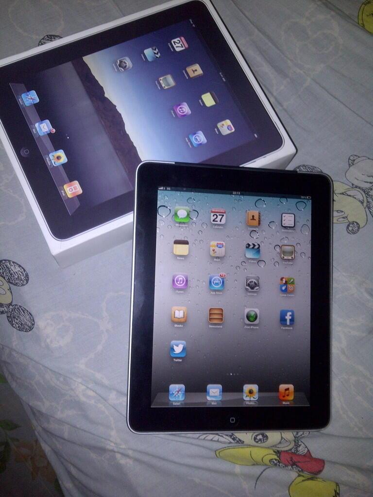 IPAD 1 32GB 3G+Wifi Murah