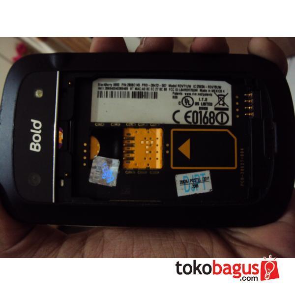 Blackberry Dakota 9900,eks Tam.termurah Gan.