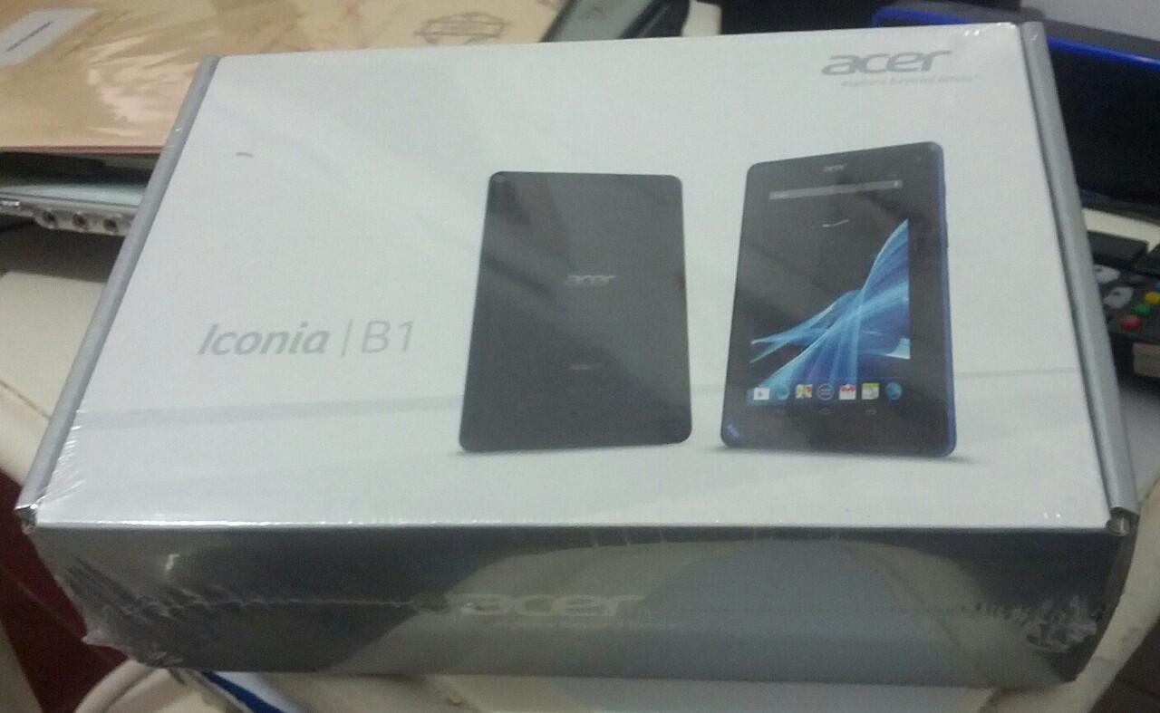 Acer Iconia B1-A71 8GB Wifi BNIB (Surabaya)