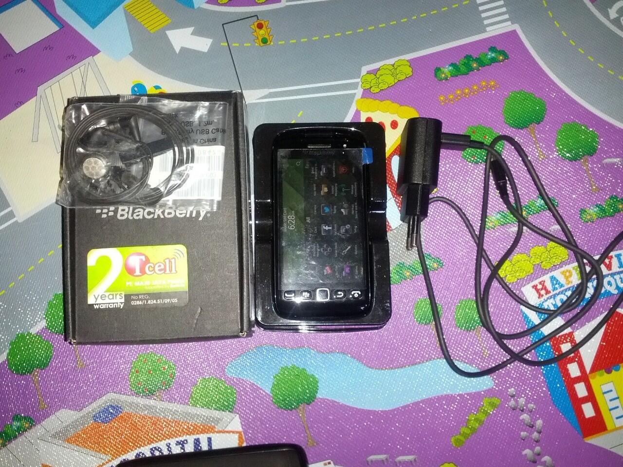 Blackberry Torch 9860 Monza Harga 2.000.000