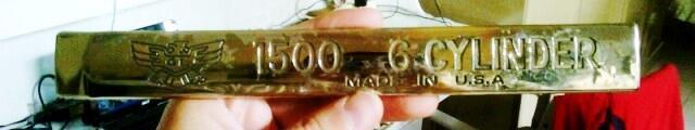 Pin Wall Honda Goldwing 1500