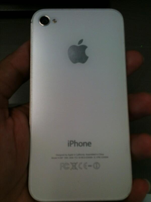 iPhone 4s 64gb White - cod skrg kg