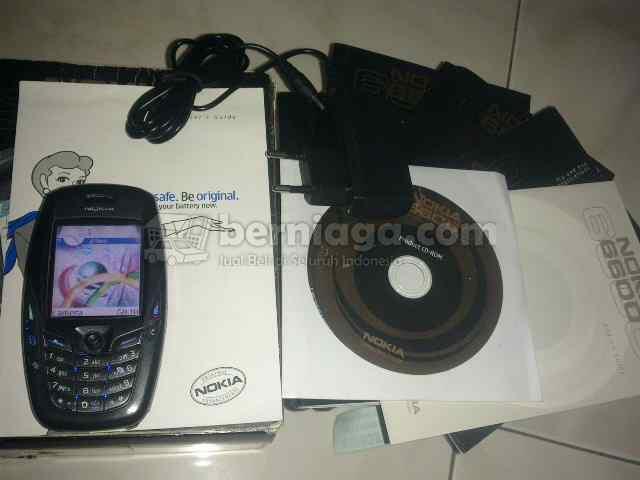 Nokia 6600 black