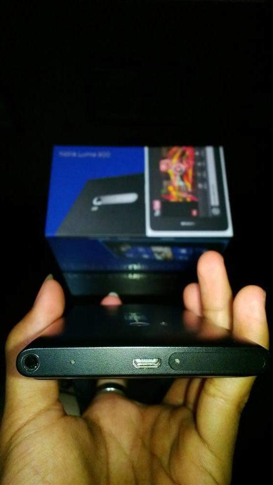 Nokia Lumia 900 Black Mulus+Garansi Panjang