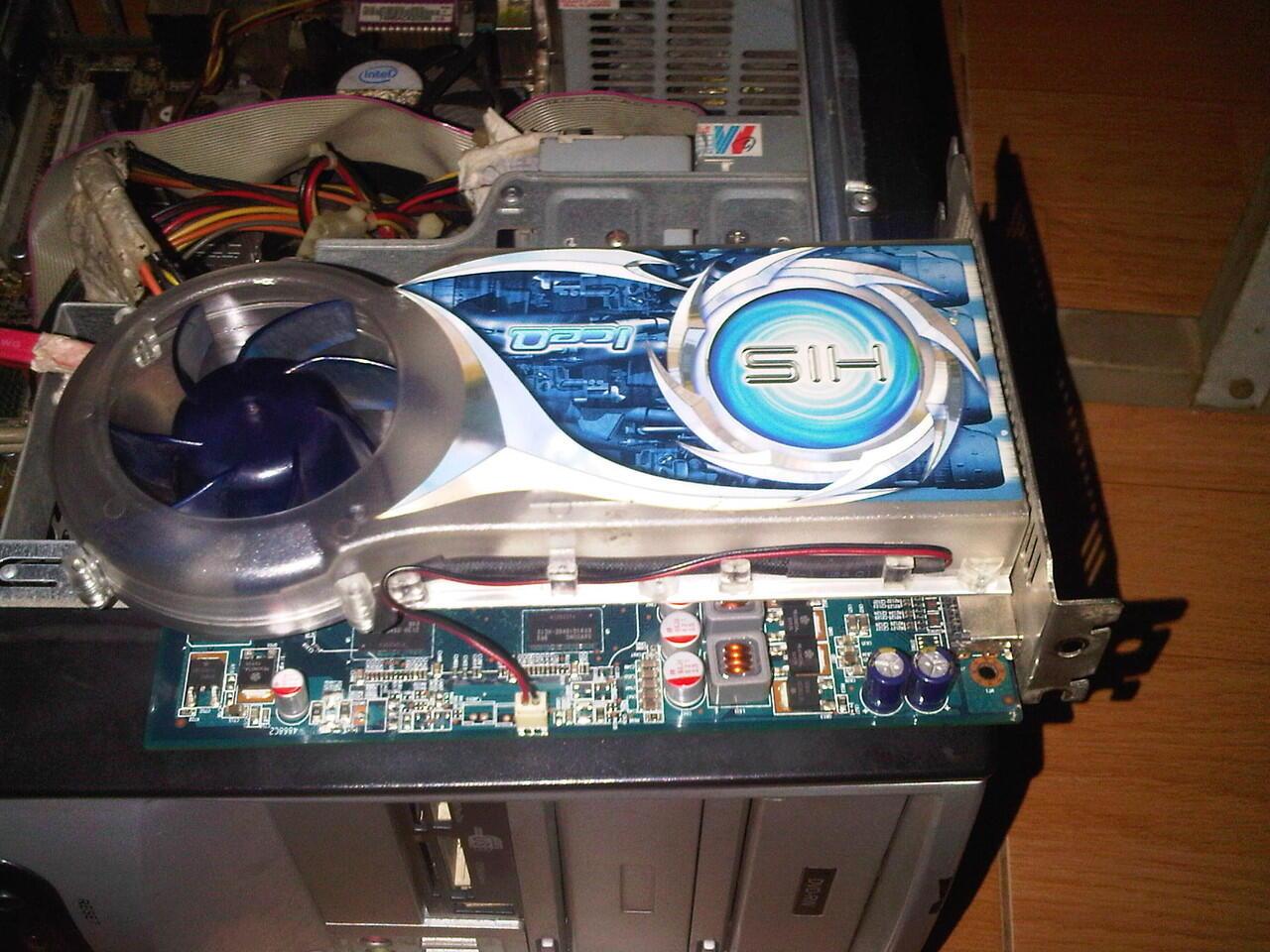 WTS his hd 4670 1gb ddr3 128bit + PSU enlight 300w SECOND MURAAH